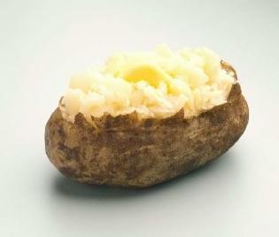 Не изхвърляйте картофите от чинията при диета