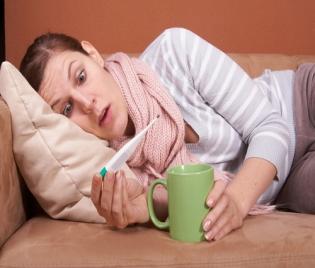 Пет стъпки за справяне с грипа - грип