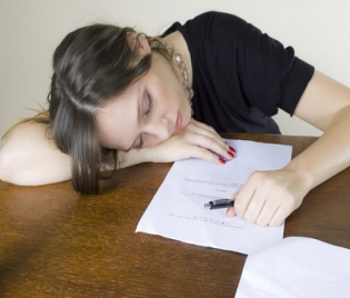 Синдром на хроничната умора - грип