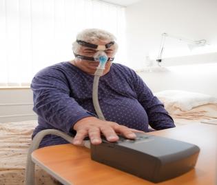 Безплатни прегледи за сънна апнея
