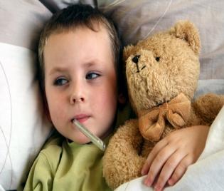 Детската кашлица - грип