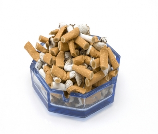Блиц причини да оставите цигарите - грип