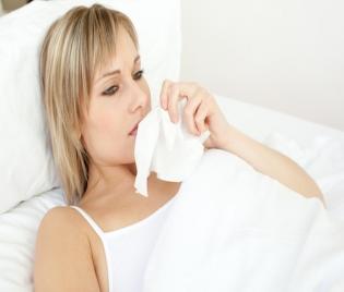 Видът на кашлицата издава причината - грип